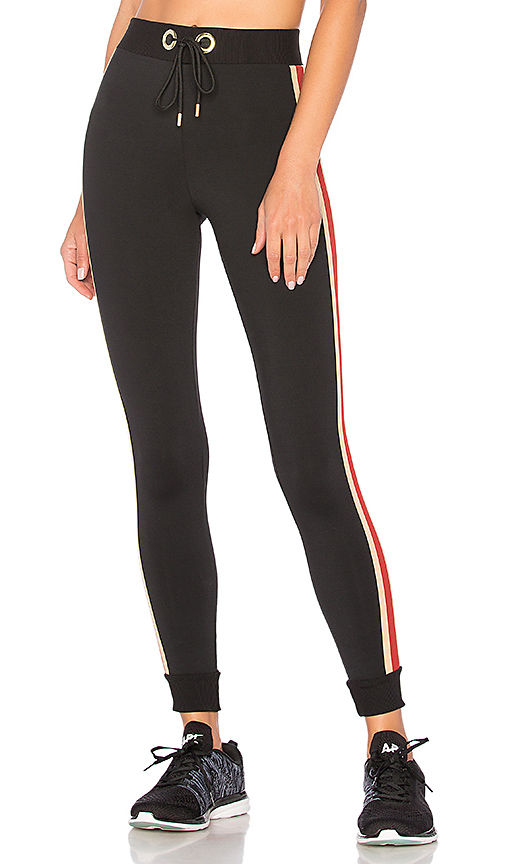 Blue Life Fit Sporty Jogger in Black. - size XS (also in L,M,S)