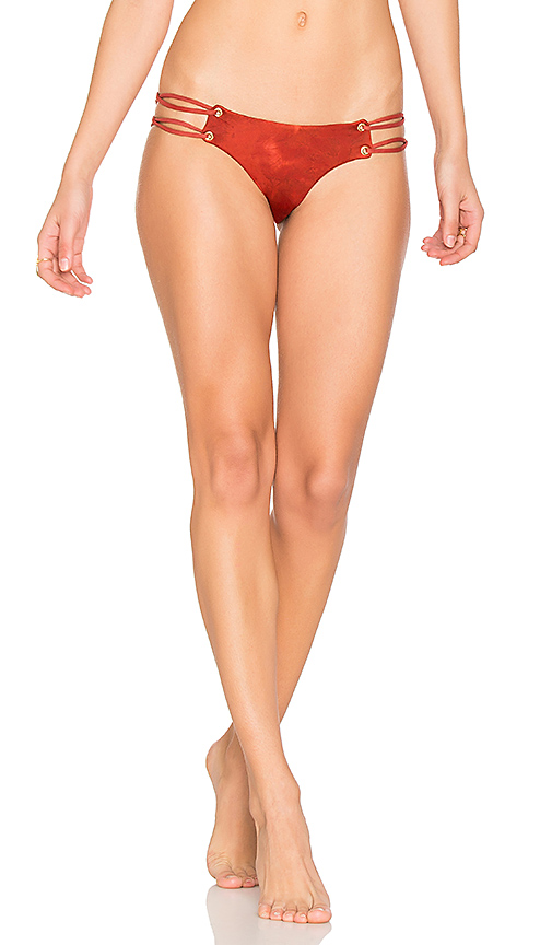 Blue Life Seaside Hipster Bottom in Red