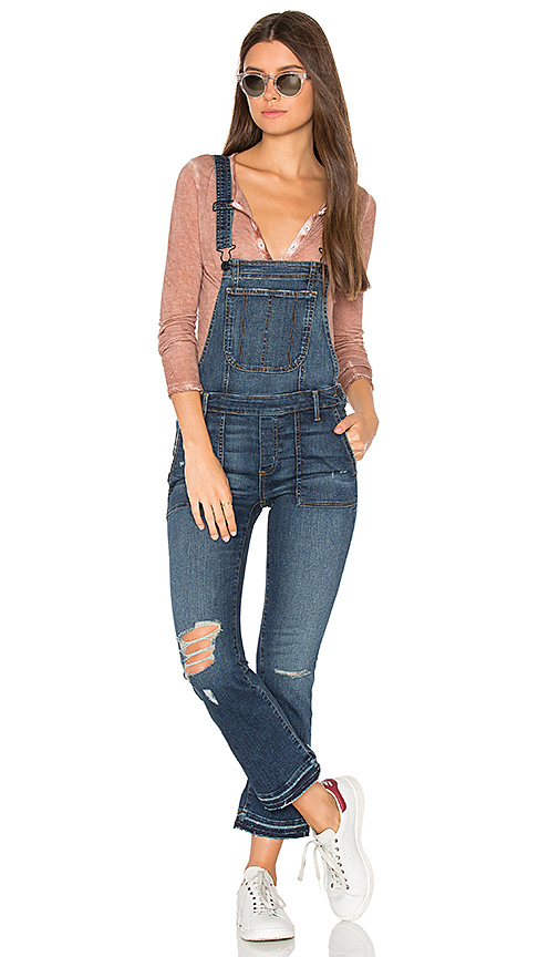 Black Orchid x REVOLVE Mia Crop Overall. - size 24 (also in 25,26,27,28)