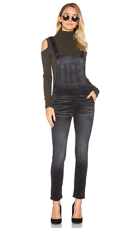 Black Orchid The Skinny Overall. - size 24 (also in 29)