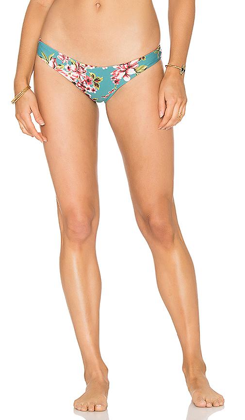 BEACH RIOT Paris Bikini Bottom in Teal