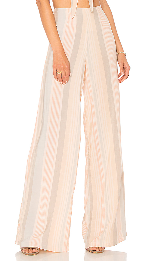 BEACH RIOT Celeste Pant in Pink