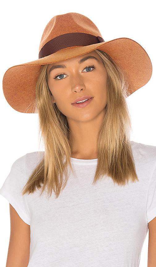 Brixton Piper Hat in Tan