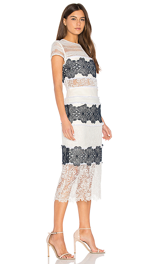 Bronx and Banco Athens Dress in Black
