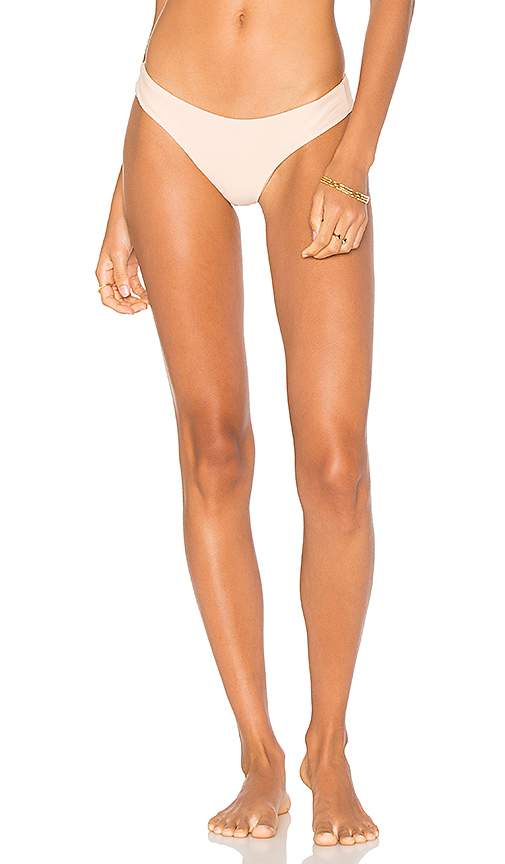 Bettinis Cheeky Bottom in Beige. - size L (also in M,S,XS)