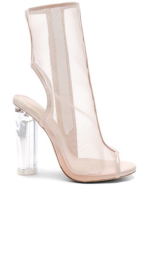 by the way Roxie Bootie in Beige