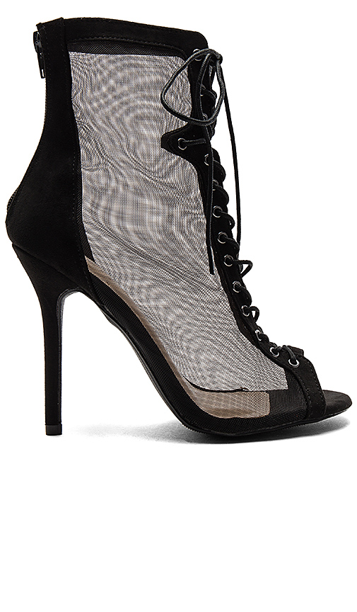 by the way Emerson Bootie in Black