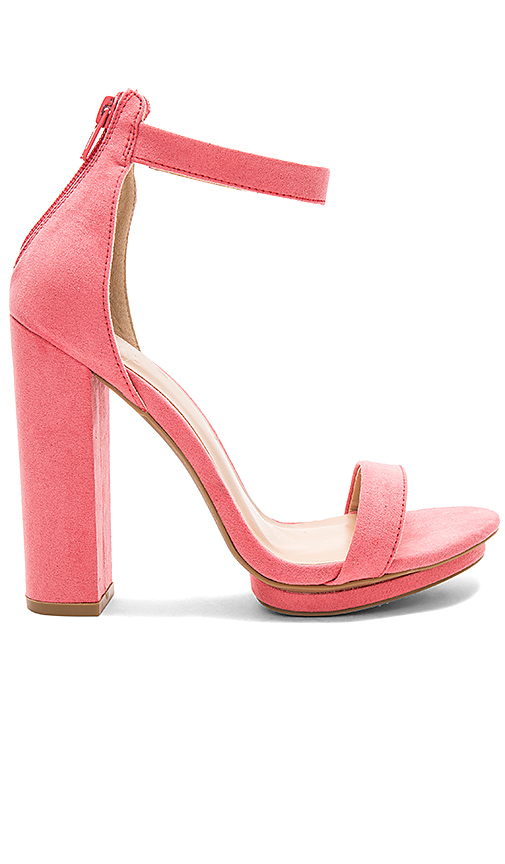 by the way Jamie Heel in Coral