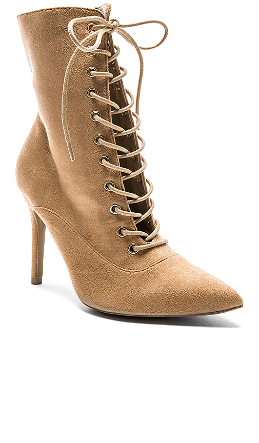superdown Natalie Bootie in Nude