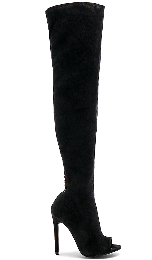 by the way Ivy Boot in Black