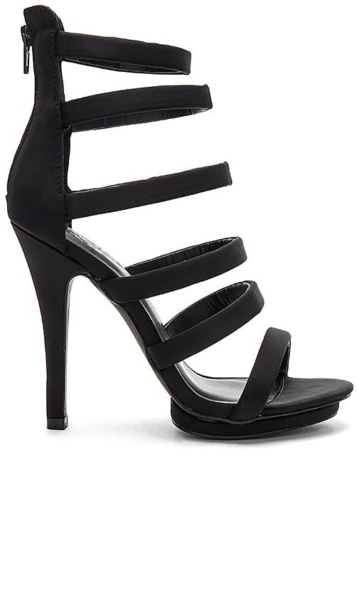 by the way Frankie Heel in Black