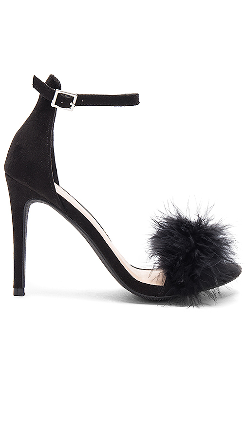 Arianna Heel in Black. - size 6.5 (also in 10,5.5,7,7.5,8,8.5,9) by the way.