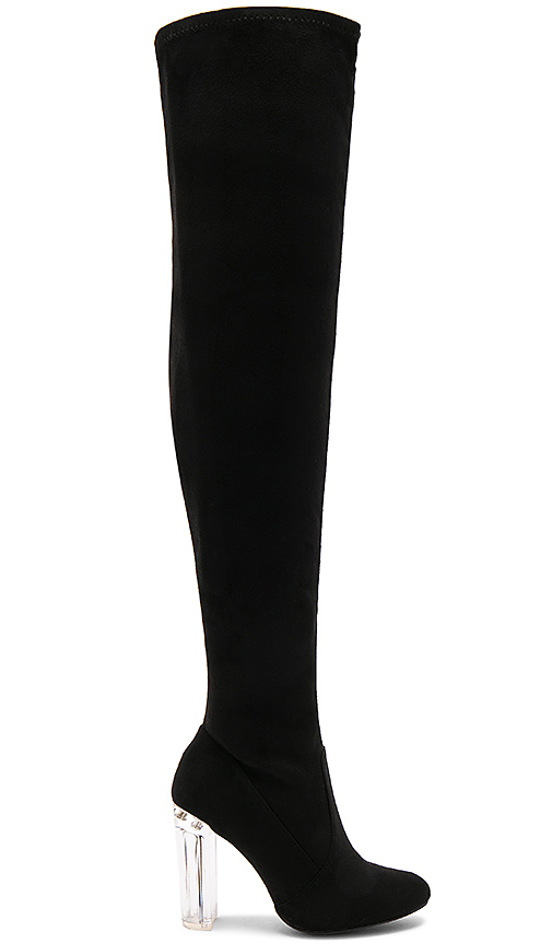 by the way Liv Boot in Black