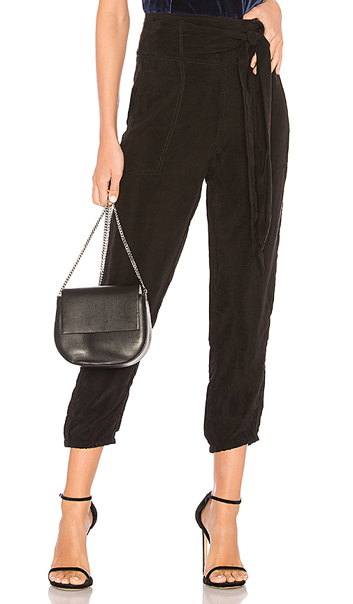 Calvin Rucker Obsession Pant in Black. - size XS (also in L,M)