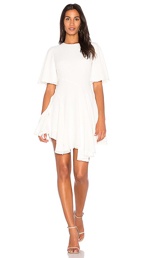 C/MEO Divergent Dress in Ivory