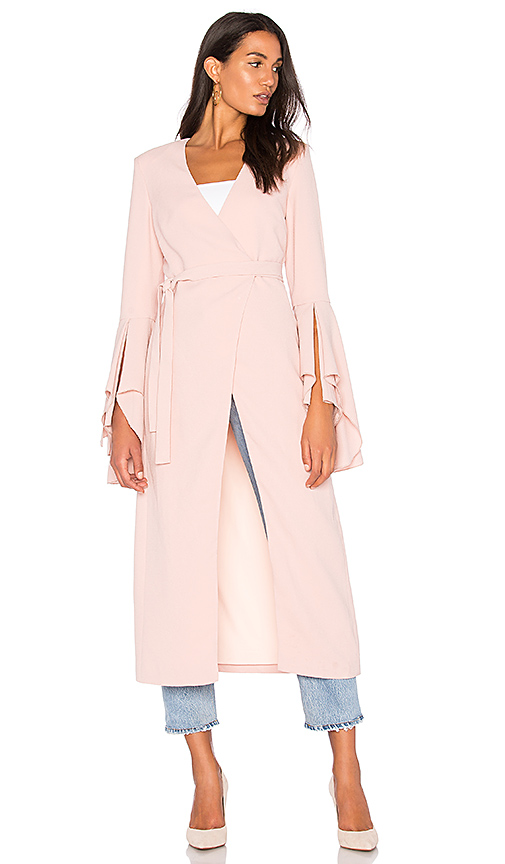 C/MEO Still Standing Trench in Pink