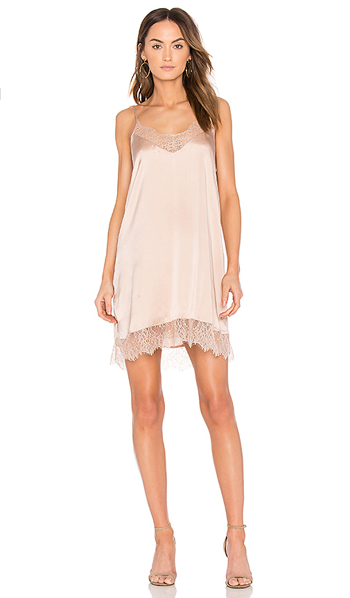 CAMI NYC The Brooklyn Dress in Rose