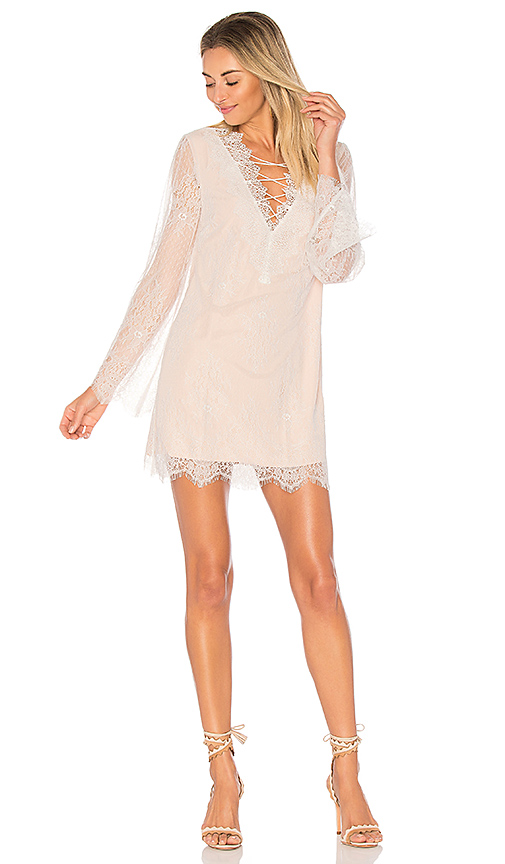 CAMI NYC The Charlotte Dress in White