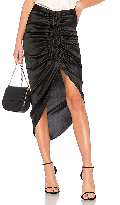 CAMI NYC The Amanda Skirt in Black. - size XS (also in L,M,S)