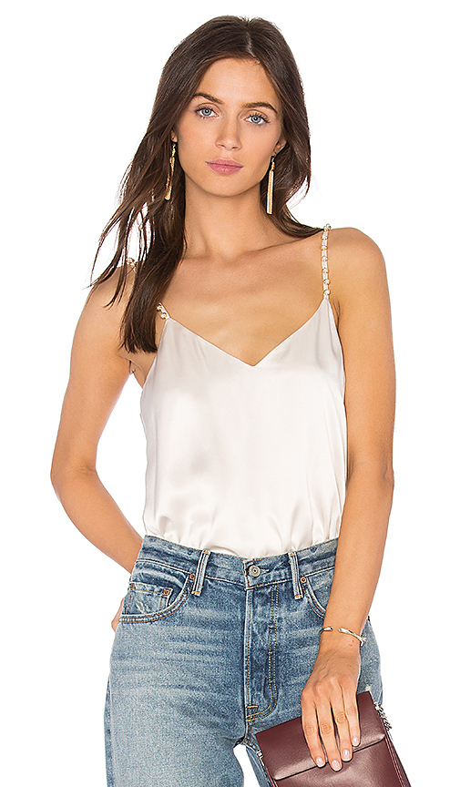 CAMI NYC The Heidi Cami in Ivory
