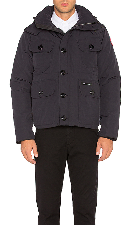 Canada Goose Selkirk Parka in Navy. - size L (also in M,S,XL)