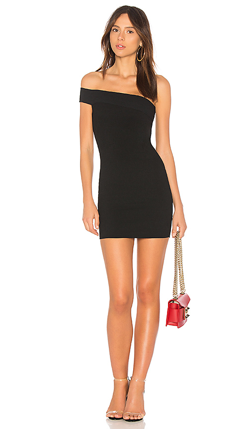 Capulet Kristina Dress in Black