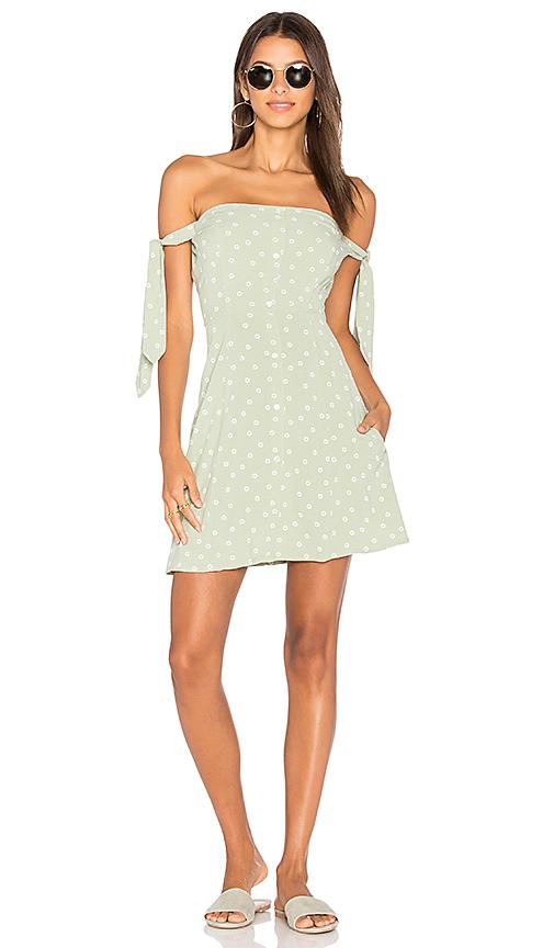 Capulet Giulia Mini Dress in Mint