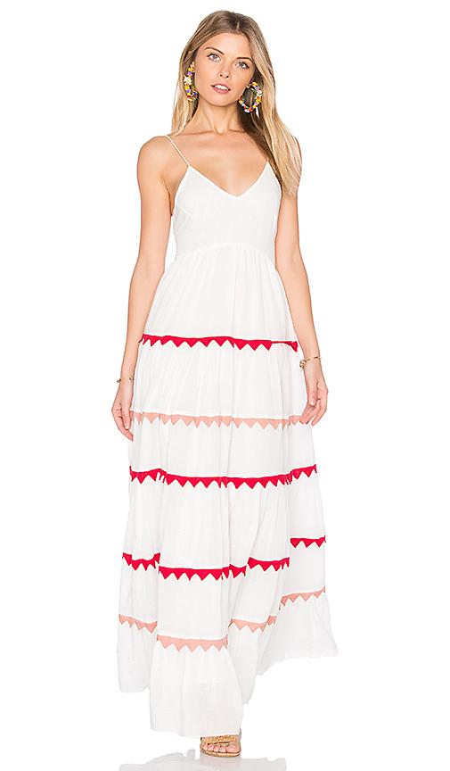 Carolina K Marieta Dress in White