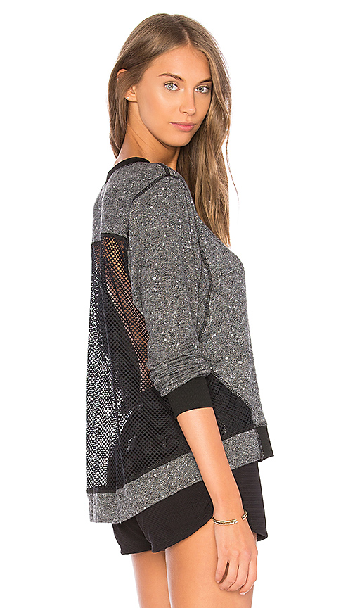 CHICHI Pia Sweatshirt in Gray