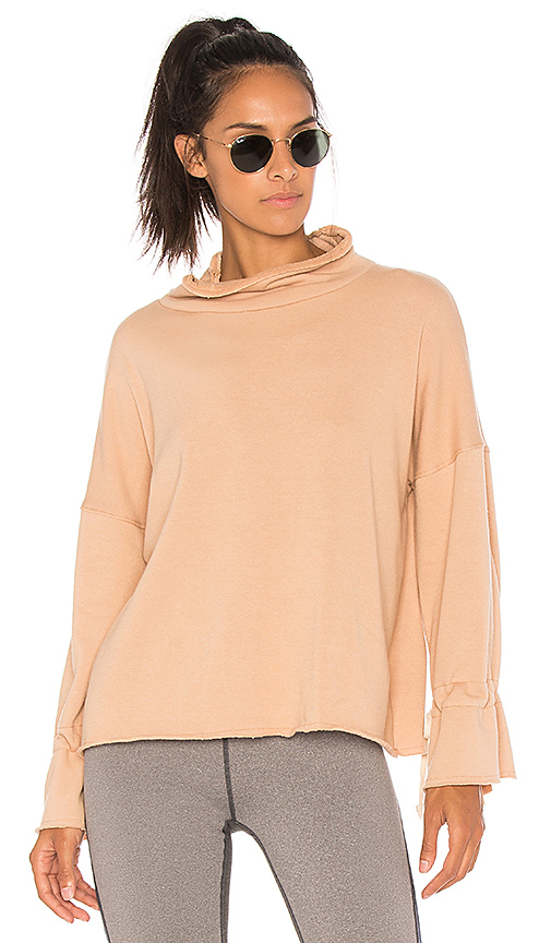 CHICHI Sara Sweashirt in Blush