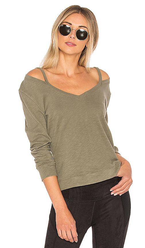 CHICHI Amanda Top in Green