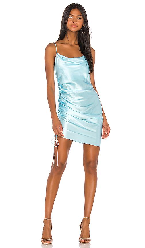 Cinq À Sept Dresses CINQ A SEPT ASTRID DRESS IN BABY BLUE.