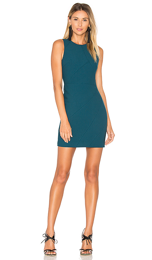 Cinq a Sept Solstice Dress in Teal. - size 2 (also in 4)