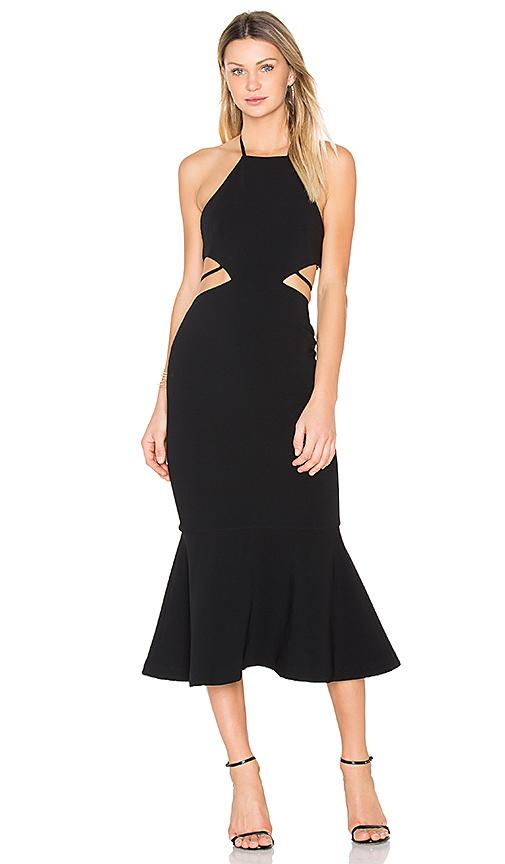 Cinq a Sept Cyra Dress in Black