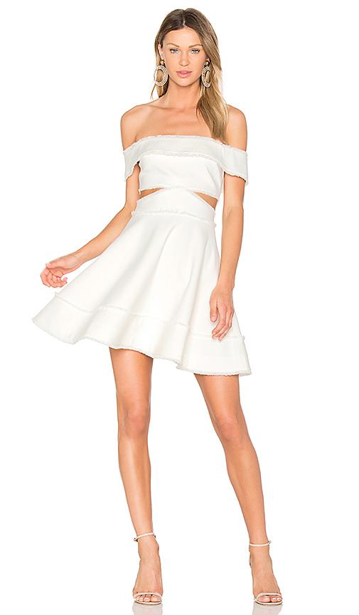 Cinq a Sept Vanessa Dress in White