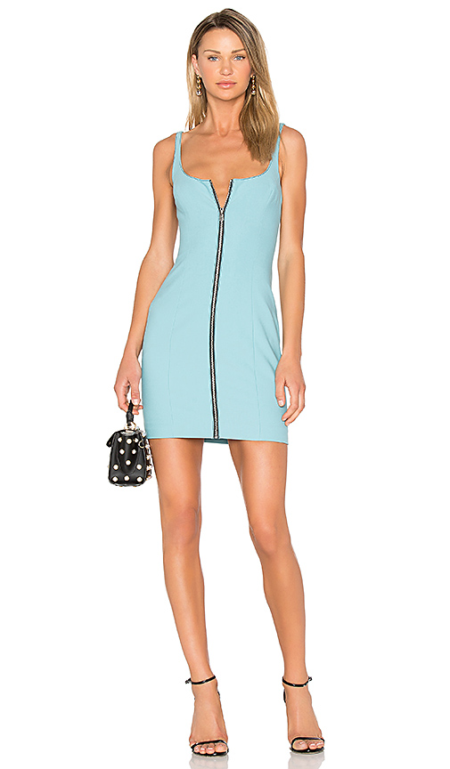 Cinq a Sept Whiteley Dress in Teal