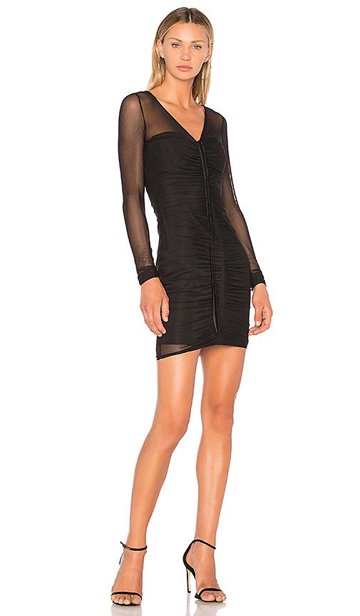 Cinq a Sept Grant Dress in Black