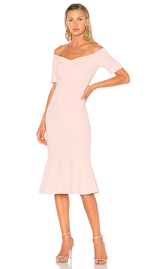 Cinq a Sept Marta Dress in Pink