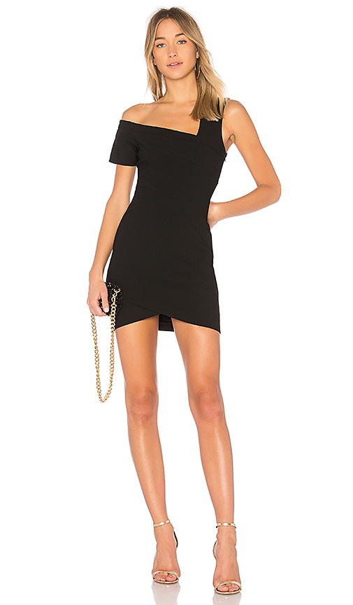 Cinq a Sept Coralisa Dress in Black