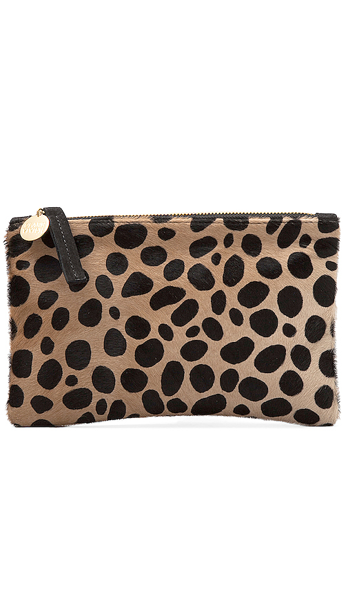 Photo of Clare V Wallet Clutch in Brown - shop Clare V. bags sales