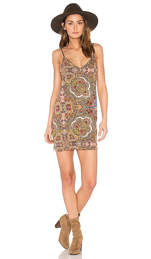 Cleobella Leanne Slip Dress in Brown