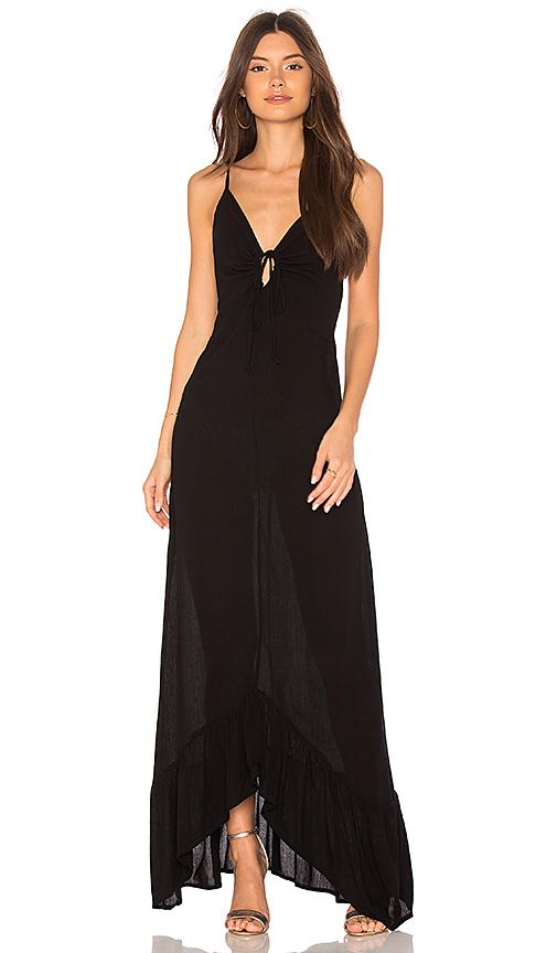Cleobella Kapri Midi Dress in Black