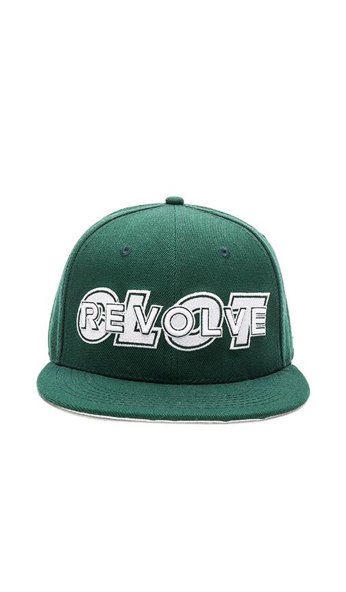 CLOT x REVOLVE Cap in Green.