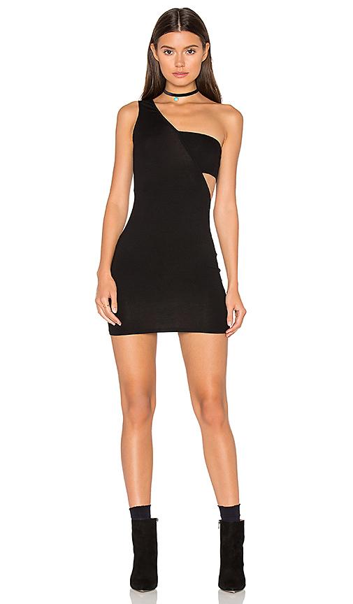 Clayton Selena Dress in Black