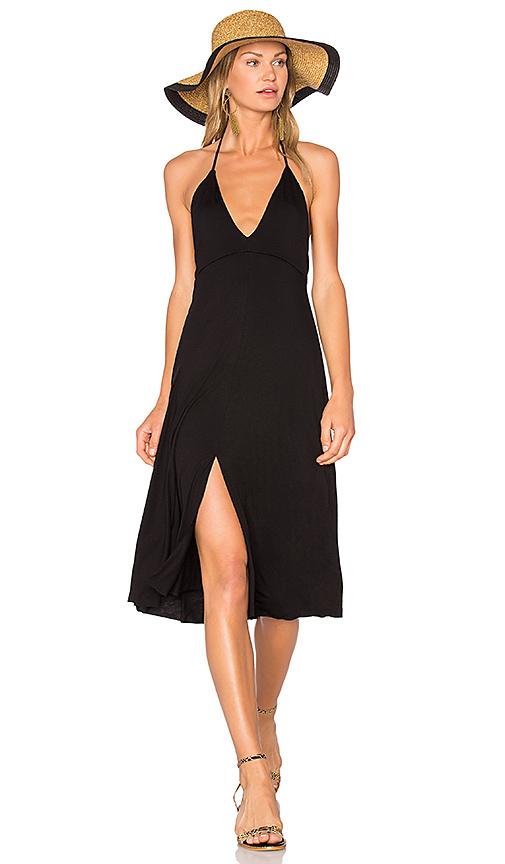 Clayton Salma Dress in Black