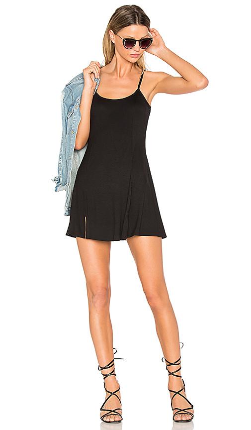 Clayton Megan Dress in Black