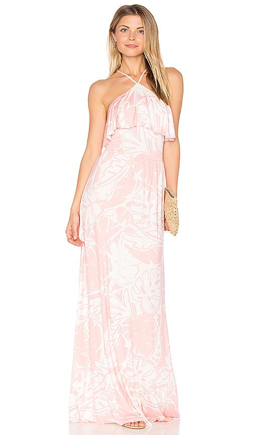 Clayton Arianna Maxi Dress in Pink