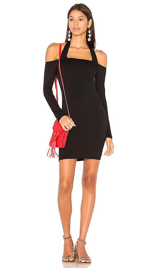Clayton Kaylin Dress in Black