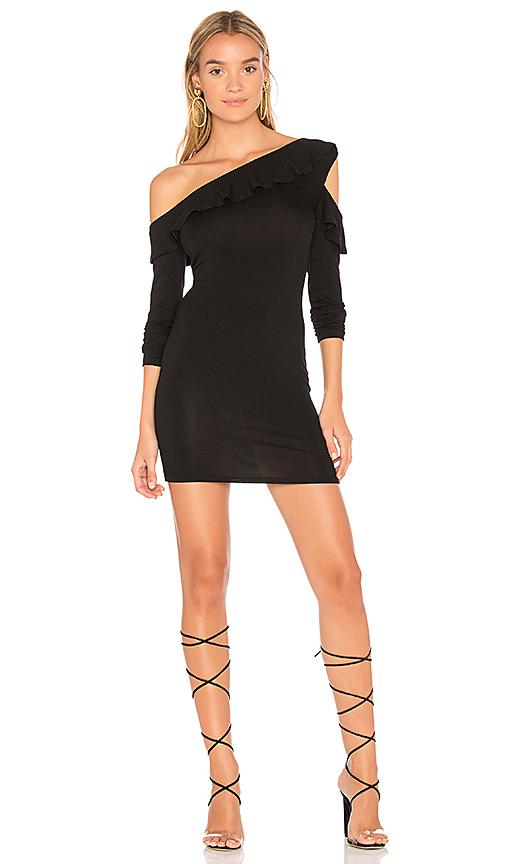Clayton Colette Dress in Black