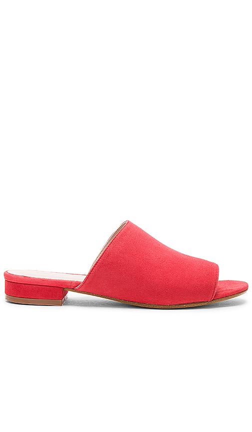 Carmelinas Luna Sandal in Coral